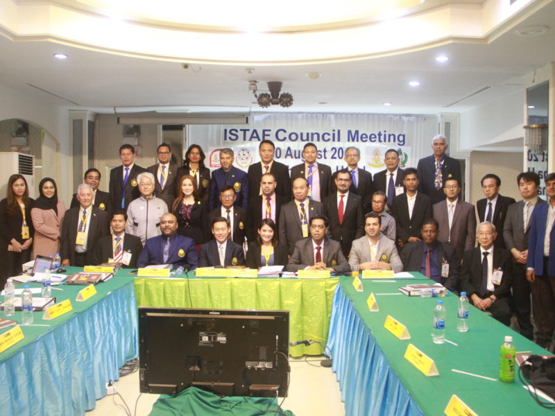 ISTAF COUNCIL MEETING