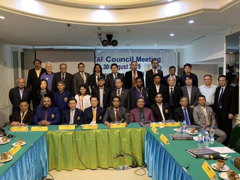 ASTAF COUNCIL MEETING